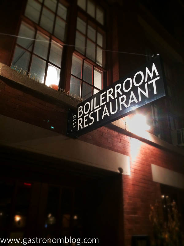 The Boiler Room Restaurant